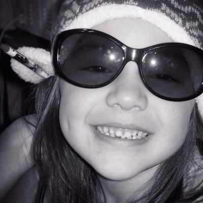 Sunglasses and a smile #bnw #blackandwhite