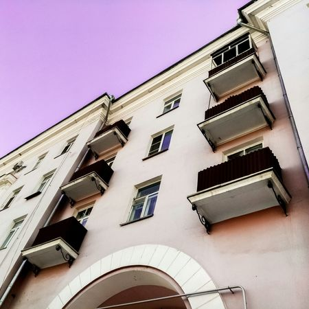 Building Exterior Architecture Outdoors Sky Russia Pink Old Buildings Something Beautiful Architectural Feature Россия Check This Out архитектура Pink Color