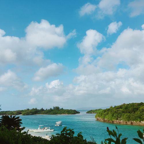 Ishigaki Island Japan Japan Travel Ishigaki  Japanlandscape Sea And Sky Sea Sea View