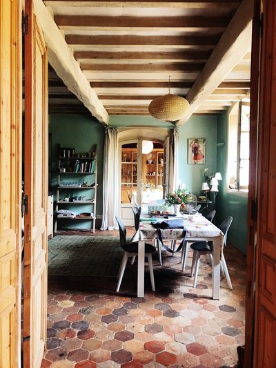 France Relaxing Rhône Travel Architecture Countryside French Indoors  Interior Luxury South Of France Summer Travel Destinations Vacation Wood - Material