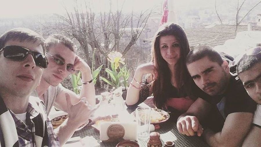 Friends Beautifulday Bulgaria Velikoturnovo Velikoturnovocity Myfamily