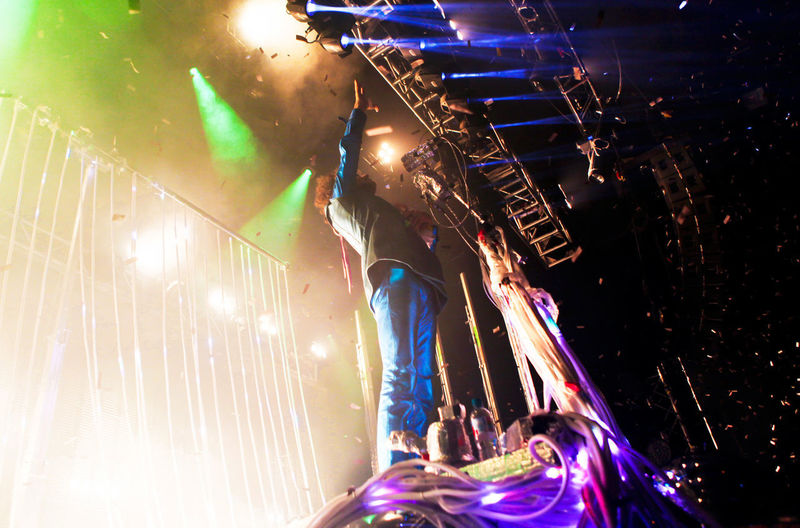 Confettis Flaming Lips Music Concert Photography Confetti Music Music Photography  Musician Musicians Rock Music Stage - Performance Space Stage Photography Wayne Coyne