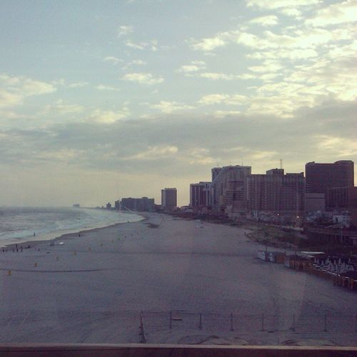 Ceasers Mall Ac Ocean view