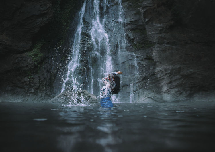 Just let it go - and fall like a little waterfall. 💧 Water Waterfall Rock Rock - Object Scenics - Nature One Person Rock Formation Solid Nature Day Outdoors Leisure Activity Flowing Water Waterfalls Waterfall_collection Waterfall #water #landscape #nature #beautiful Waterfalls And Calming Views  Celebration Waterfront Water Reflections Water_collection Women women around the world Portrait Popular Photos Nature Nature_collection Nature Photography Lifestyles Light And Shadow Light Life Hello World Holiday Fall Vintage Summer Summertime Summer Exploratorium Rain RainDrop Rainy Season Mountain Land Landscape Landscape_Collection Landscape_photography Dark darkness and light Daylight