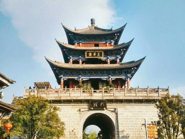 大理古镇 Architecture Ancient Town