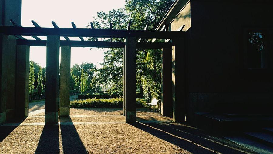Gate Built