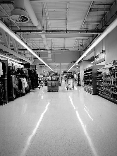 Tunnel Vision Tunnel Of Light Details Architecture Achitecturelovers Light Supermarket Retail  Retail Store Retail Design Corridor Corridor Of Light