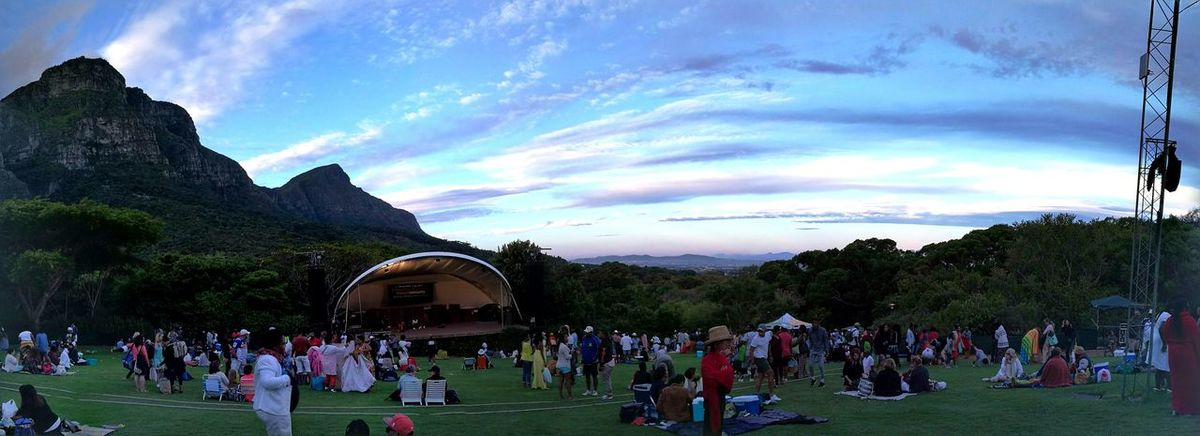 Concert Cloud - Sky Mountain Large Group Of People People Real People Tree Nature Women Sky Vacations Landscape Scenics Beauty In Nature Adult Outdoors Night Adults Only