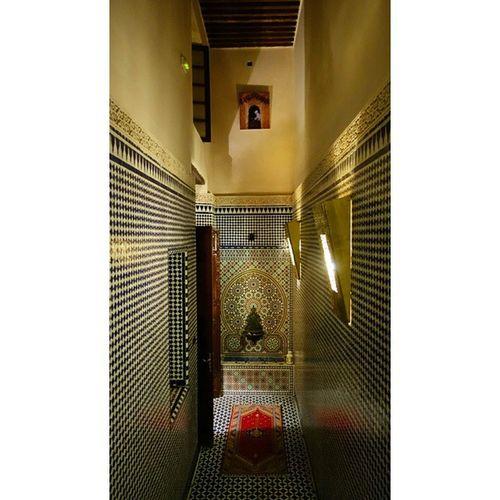 Moorish style. Morocco
