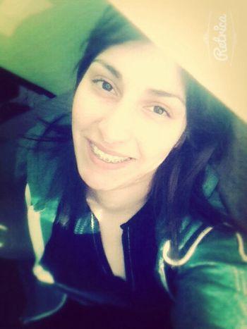 That's Me Hello World Smile Woman