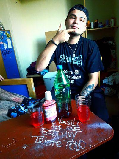 LEAN BACK Chile♥ Codeine Lean First Eyeem Photo