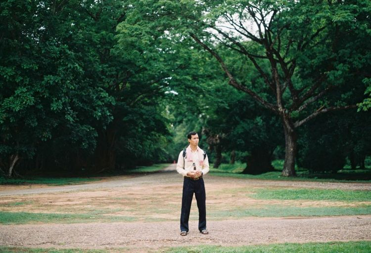 Cambodia 胶片 Film Photography One Person Nature Outdoors Lonely