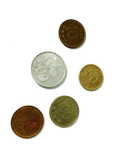 Korean Currency Won Won Korean Korea Currency Korean Currency Korean Won Money Coins EyeEm Eyem Gallery