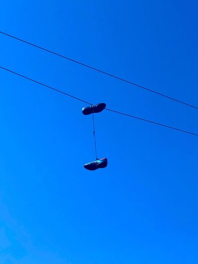 Stepney Green Blue Sky Clear Sky Low Angle View Day Nature