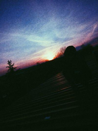 Sunset Beauty In Nature Sky Nature O Utdoors First Eyeem Photo