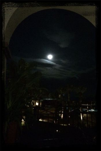 Mexico Moon Relaxing