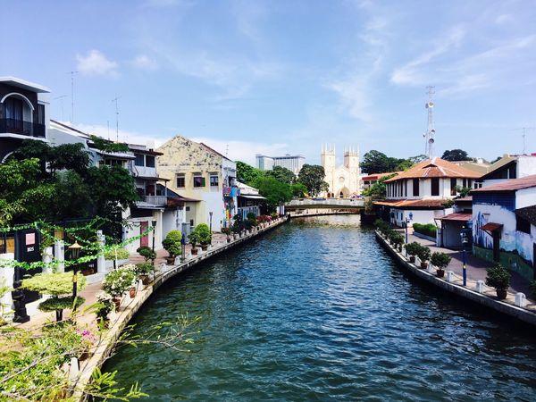 Melaka River View