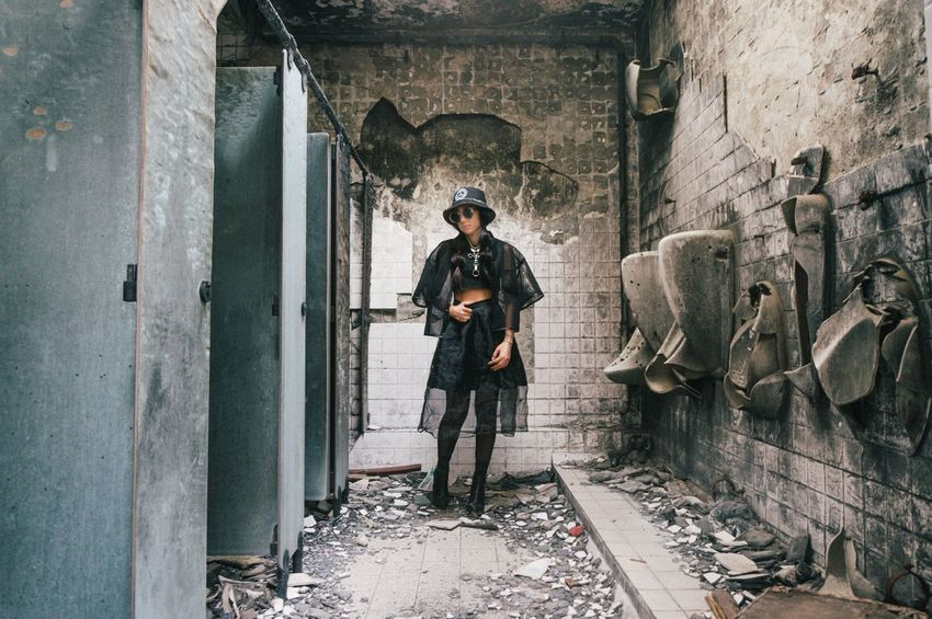 Portraits Fashion Street Fashion Portrait Film The Fashionist - 2015 EyeEm Awards