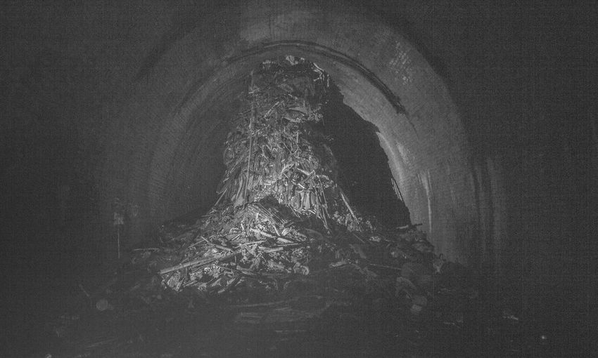 Mapperley Tunnel, Nottingham Tree Arch History Built Structure No People Tunnel Uk Nottingham Mapperly Henge Mapperley Mapperley Tunnel