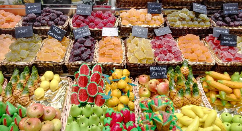 Colour Of Life Foodporn Barcelona Fruit