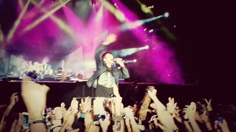 Festival Blur Damon Albarn