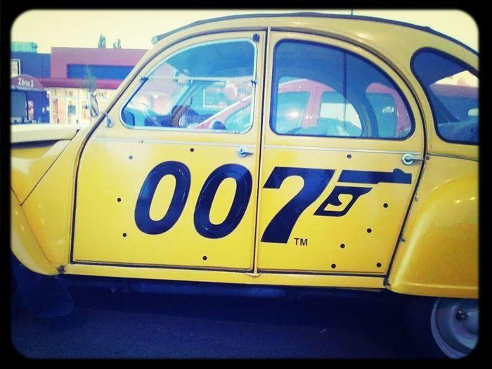 James Bond 007 Tesco