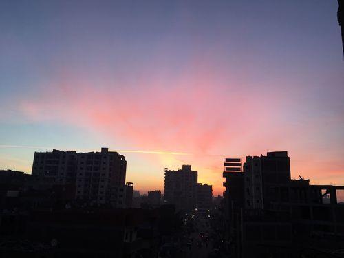 City Sunlight Sky ☀️ Sun Amazing Nature Amazing View Amazing Colors