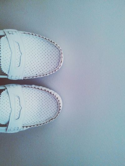 Nice Shoes White