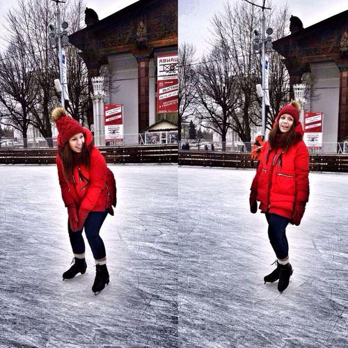 Weekend LikeILYUHINA Happy Winter Lovegirl