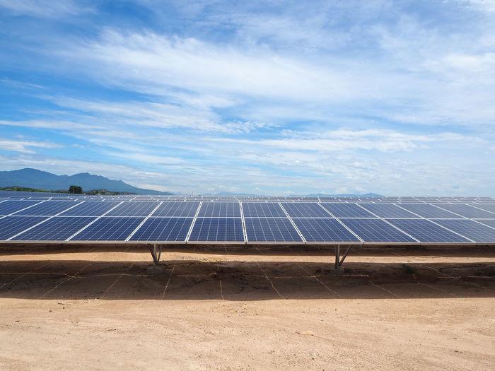 Solar panel,