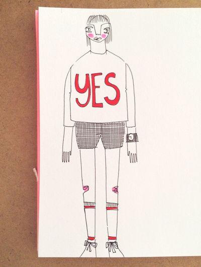 Illustration Yes