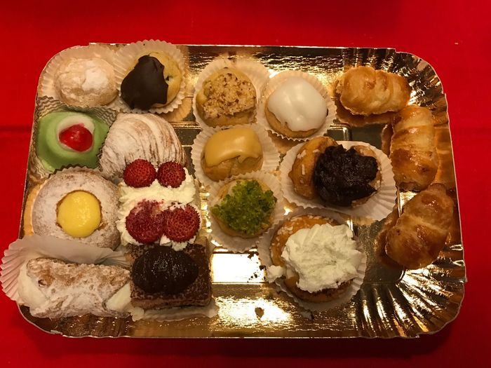 Sweet Food Ready-to-eat Freshness Food Dessert Italy🇮🇹 Italia Milan Milano Cute Yummy♡ Loveit Looks Good Buono So Pretty Pasticcini