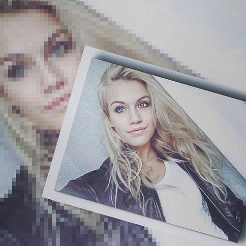Have a nice day!!! 😙 BlueEyes Blondehair Goodgirl Niceday Lovelife Selfie Polishwoman Poland