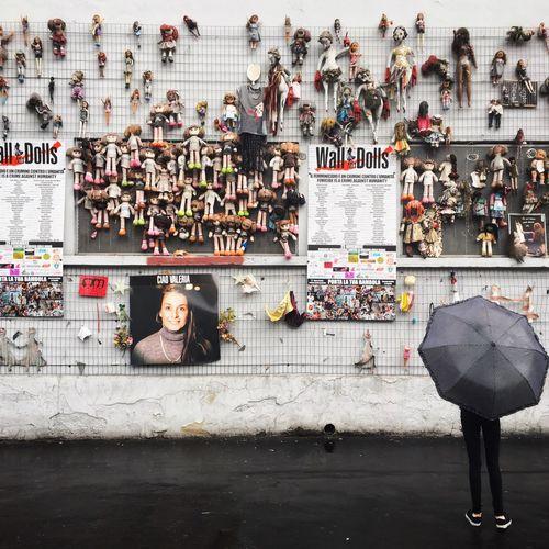 Milano Thewallofdolls Streetphotography IPhoneography Urbanphotography
