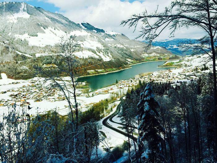 Schweiz Micepeak16 Auf Der Fahrt Nach Luzern