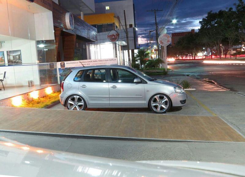 Volkswagen Polo Volkswagen Car Carros Long Exposure Sx50hs