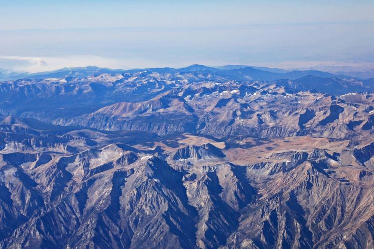 Mountain Scenics - Nature Mountain Range Formation Outdoors Tranquil Scene Physical Geography Non-urban Scene Tranquility Environment No People Dramatic Landscape Aerial View Landscape Full Frame