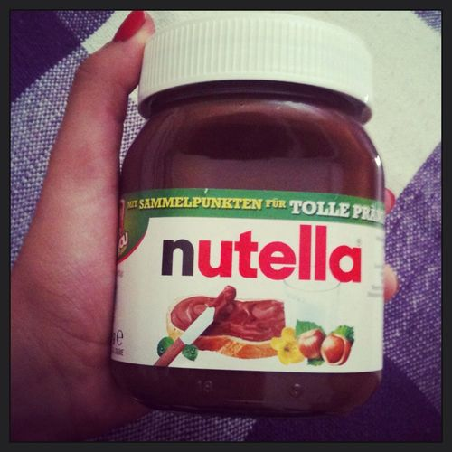 Nutella's Time