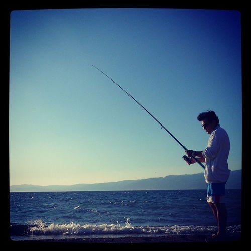 Balıkçılık Deniz Fishing Sea