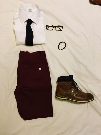 Outfit grid Outfit. Grid That's Me Boots Shirts Ties