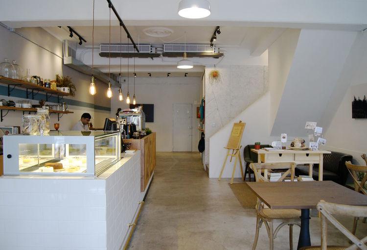 Space Coffe Shop Taipei Wutz 屋子 甜點店 Sweet Shop