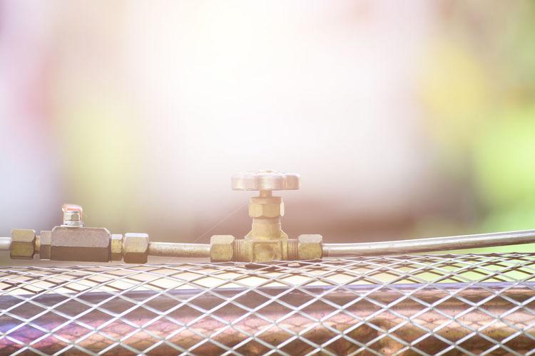 Close-up valve