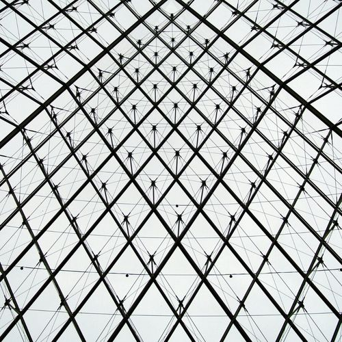 Paris Lines Symmetry Structures Awesome Performance