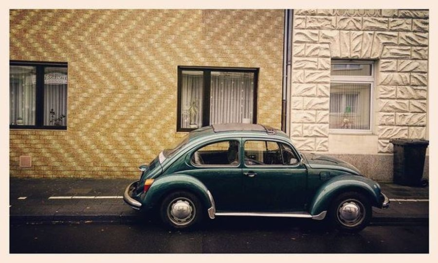 Little green VW 🐞 in Cologne Retrogram Koelnergram Green Käfer VW Vwlove Car Oldcar Oldfashion Style Südstadt Cologne Instadaily Igers Ig_cologne Ig_europe Ig_germany Mussaufpassen Bittenichtabschleppen Coolcars