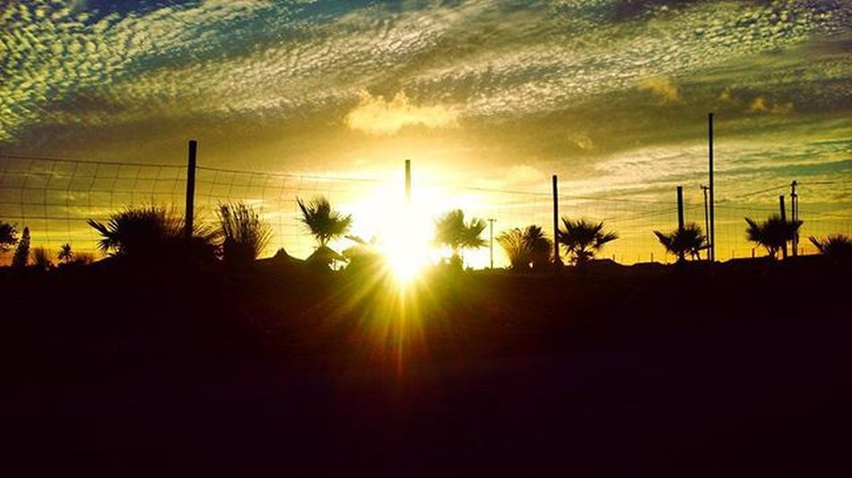 Music in the soul can be heard by the universe☀✌🎶 Chilling Sunset Winterclouds Portelizabeth Southafrica Faded Zoning Views