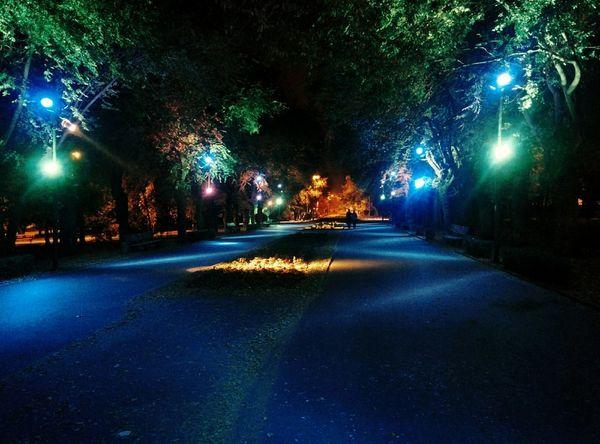 Volgograd Without Filters NightStreet
