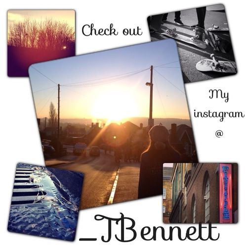 Go check out my IG @ _tbennett