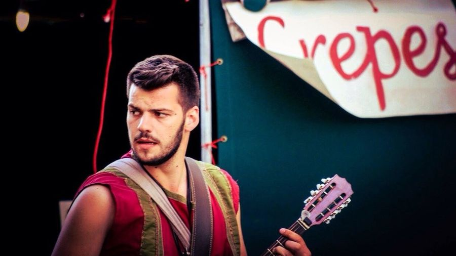 My life! Sonsdasuevia MedievalTimes Music Medieval BragaRomana Bouzouki MercadoRomano