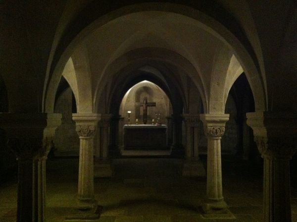 Crypt Churches Old Church Tomb Funeral Naumburger Dom