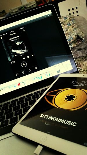 SittinOnMusic App coming soon.. Listen record and compose to all original beats all in one device Android IPhone